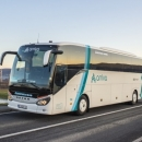 Bus line from Ston - Zagreb stars on May 17, 2020.